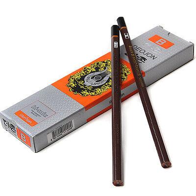MUNHWA Deojon Pencils  Incense Wood 12 pcs 1 Dozen - B