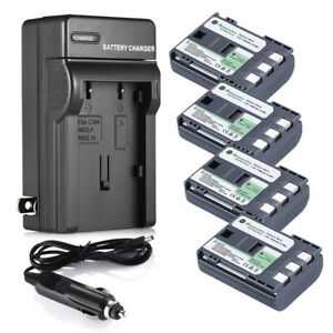 NB-2LH-NB-2L-Battery-amp-Charger-for-Canon-Rebel-XT-XTi-EOS-350D-PowerShot-S30