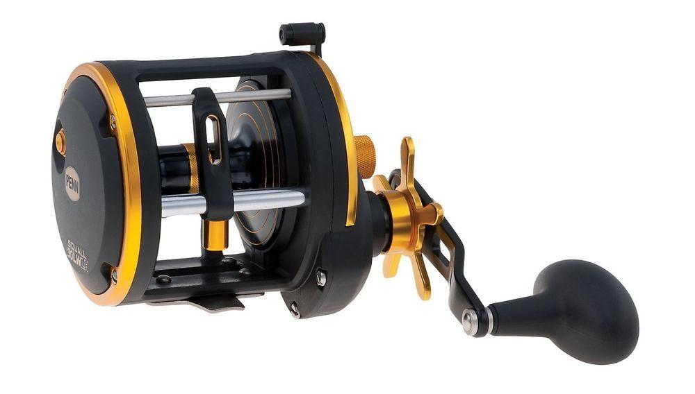 Penn Squall Level Wind Fishing Reel - LEFT HAND WIND