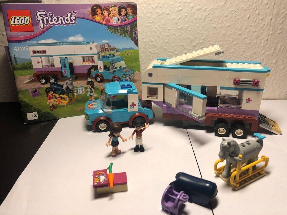 Byggesæt, Lego Friends , Lego