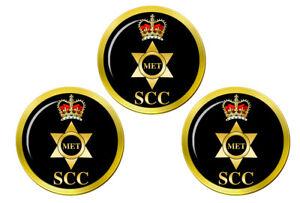Mer-Cadets-SCC-Meteorology-Badge-Marqueurs-de-Balles-de-Golf