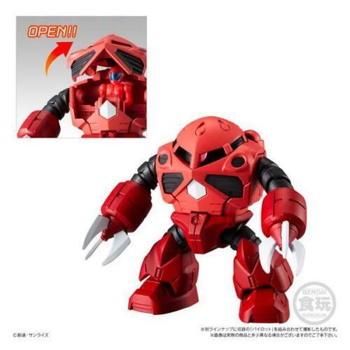 Bandai Gundam Micro Wars 3 Japan-Exclusive Miniature Gundam Figures