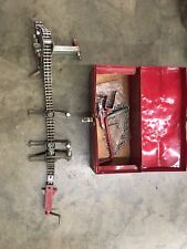 Mathey Dearman 8 Pipe Chain Clamp One Jack Screw