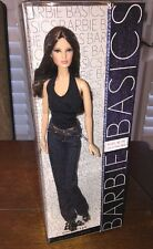 NEW Barbie Basics LOUBOUTIN Face 002 No. 14 Jean Collection Model Muse Doll NRFB