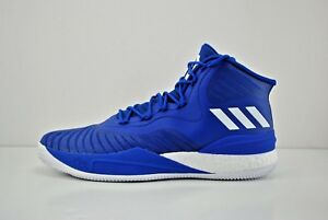 newest b3d5f 85e53 Image is loading Mens-Adidas-D-Rose-8-Basketball-Shoes-Size-