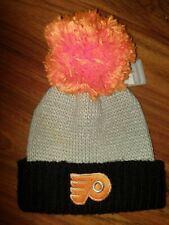 581eac9e2e8 item 8 Philadelphia Flyers NHL Womens Reebok Cuffed Knit Pom Hat -Philadelphia  Flyers NHL Womens Reebok Cuffed Knit Pom Hat