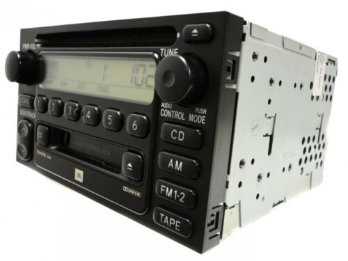 2000-2003 TOYOTA Sienna Solara Tundra JBL Radio Stereo Tape CD Player 16820