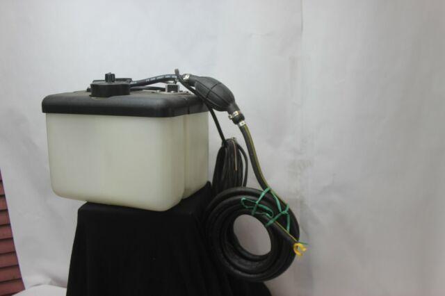 Evinrude 5008619 Oil Tank  U0026 Sender Kit 1 8gl Nos