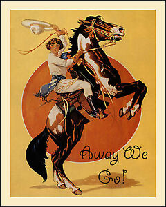 pictures Vintage cowgirl