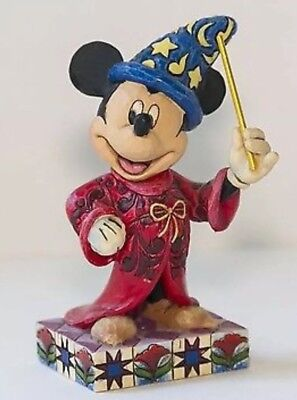 Disney Traditions Touch of Magic Mickey Mouse Sorcerer Figurine