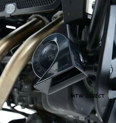 Denali SoundBOMB Mini 113dB Horn Honda Varadero 125 2012