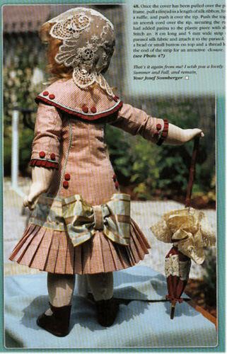 Gildebrief 3//2004 Dollmaking Antique Dress Patterns Steiner Knitting Nancy