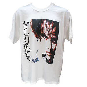 d37d96529616 THE CURE T SHIRT Smiths New Order Bauhaus Goth Indie Rock Band ...