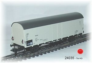 Trix 24035 Refrigerator Wagon DB with Red Tail Light # New Original Packaging #