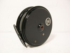 Vintage-JW-Young-3-034-Condex-Fly-Fishing-Reel-Retail-Reel-Retaining-Well