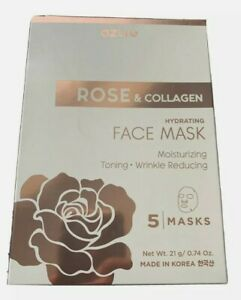 Rose-Collagen-Hydrating-Under-Eye-Pads-Under-Eye-Patches-5-Pairs-Korea-Wrinkles