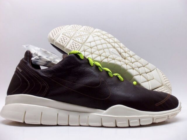 NIKE FREE TR FIT 2 LUX DARK BROWNSAIL SIZE WOMENS 10.5 543552-
