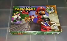Mario Kart 64 (Nintendo 64, 1997) Complete N64 CIB Nice