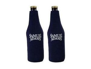 PERONI 2 ZIP-UP BOTTLE SUIT COOLER COOZIE COOLIE KOOZIE NEW