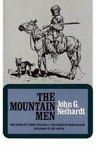 The Mountain Men (Volume 1 of A Cycle of the West)-ExLibrary