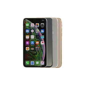 Apple-iPhone-Xs-Max-64GB-Spacegrau-Silber-Gold-Handler-DE-Gebrauchtware