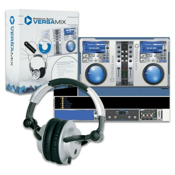 Adj Versa Mix Dj Software Kit
