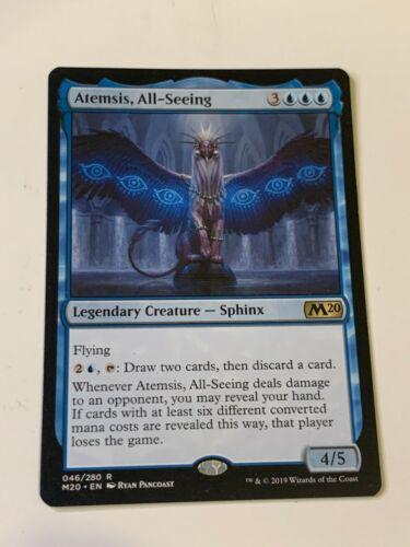 All-Seeing MTG Magic: The Gathering Atemsis M20