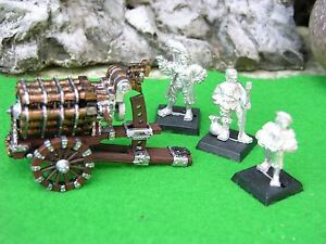 Warhammer, Empire Army, Hellblaster Imperial et équipage n ° 1