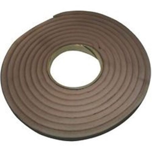 Details about  /Stormguard Seal N Save Ultraseal 15m 5m Brown White Draught Excluder