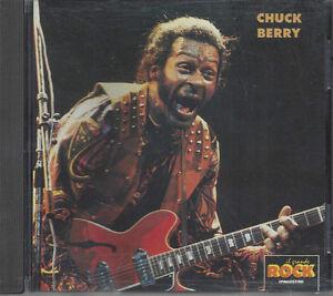CD-Compact-disc-CHUCK-BERRY-IL-GRANDE-ROCK-usato