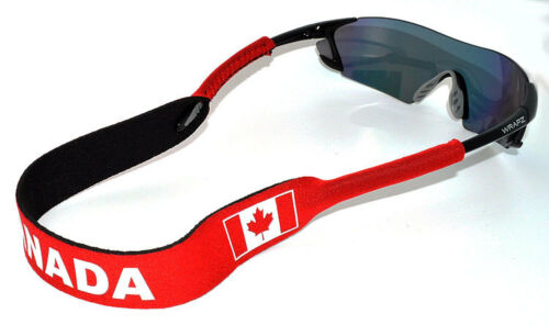 Wrapz NATIONS Floating Neoprene Sunglasses Strap Glasses Head Band  STRAP ONLY