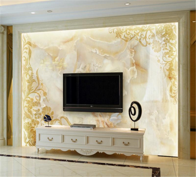 3D Gelb Marble 839 Wallpaper Mural Paper Wall Print Wallpaper Murals UK Carly