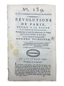 Marseille en 1792 Aix Étampes Rethel Vaucluse Apt Montignac le Coq Charente