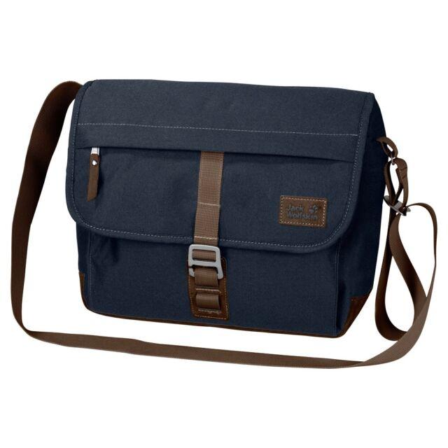 Jack Wolfskin Warwick Avenue 3L Small Travelling Shoulder Bag | eBay