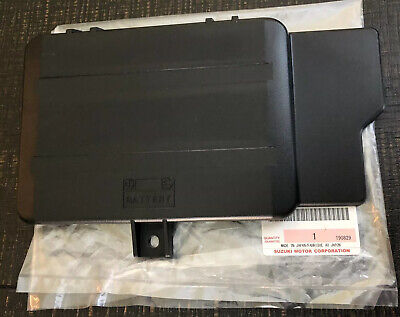 CASE SUZUKI LT450R,LTR450 LTR 450 BLACK BATTERY BOX HOUSING COVER 41561-45G00