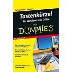 Tastenkurzel fur Windows und Office Fur Dummies by Christine Peyton, Olaf Altenhof (Paperback, 2015)