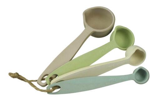 Spoon on Top Messbecher Dosierlöffel Auswahl Zuperzozial Messlöffel-Set 4-tlg