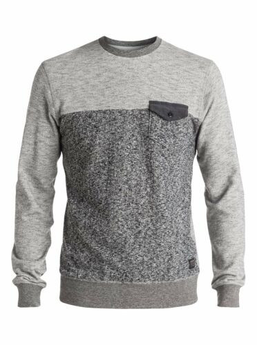 Quiksilver Gone Bad Sweatshirt Sweats /& Hoodies Sz Medium EQYFT03459