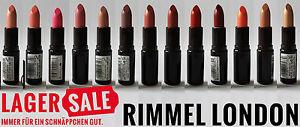 Rimmel-London-Lippenstift-Lasting-Finish-Lipstick-diverse-Farben-NEU