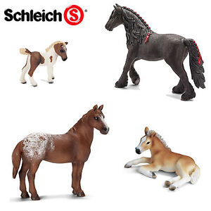 SCHLEICH World of Nature Farm Life HORSES choose your horse new sale
