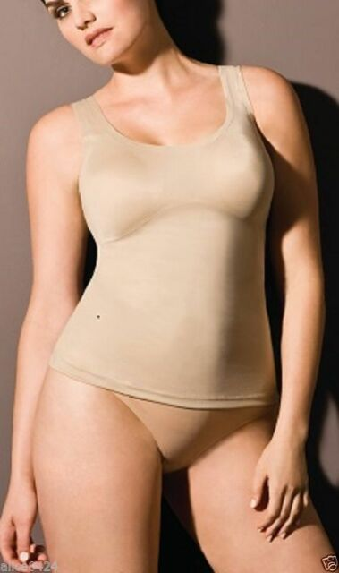 2222a4013d9e5 Annette Dd-104 Diva Defined Slimming Camisole Nude 2xl for sale ...
