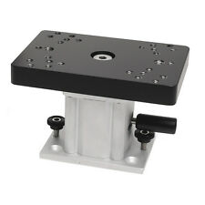 CANNON ALUMINUM SWIVEL BASE PEDESTAL MOUNT 4""