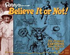Ripley's Believe It or Not!: Daily Cartoons 1929-1930 (Ripleys Believe It or No