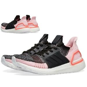 Details about Adidas Ultra Boost 19 Ladies Running Shoes Fitness Jogging  G26129- show original title