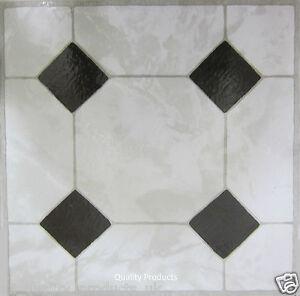 60 x vinyl bodenfliesen selbstklebend badezimmer k che keramik 311652 ebay. Black Bedroom Furniture Sets. Home Design Ideas