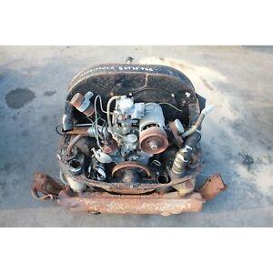 Motore-d-039-epoca-vintage-Volkswagen-Maggiolino-anni-039-70-usato-22582-103-4-B-2