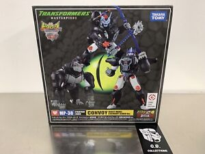 Transformers-Takara-Tomy-Masterpiece-MP-38-Convoy-Leader-Beast-Wars-New-Sealed