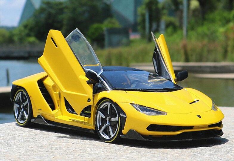 Maisto 1 18 18 18 Lamborghini LP770-4 Centenario Diecast Modelo de Coche Nuevo en Caja 6edc45