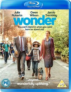 Wonder-Blu-ray