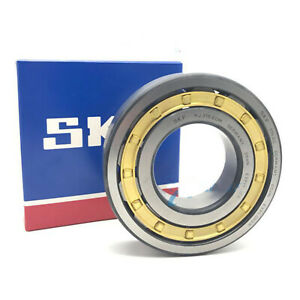 NSK NU 318 EM Cylindrical Roller Bearings 90x190x43mm